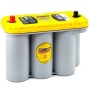 0 098 051 187 - Batterie OPTIMA 12V 75AH YELLOW 975A