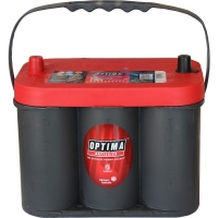 Batterie OPTIMA 12V 50AH Red Top